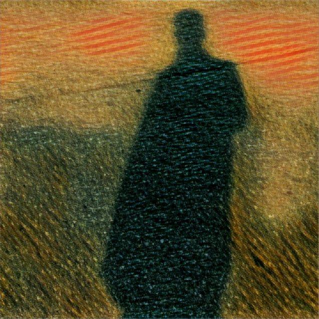 Dark shadow person - Stefan Redtenbacher