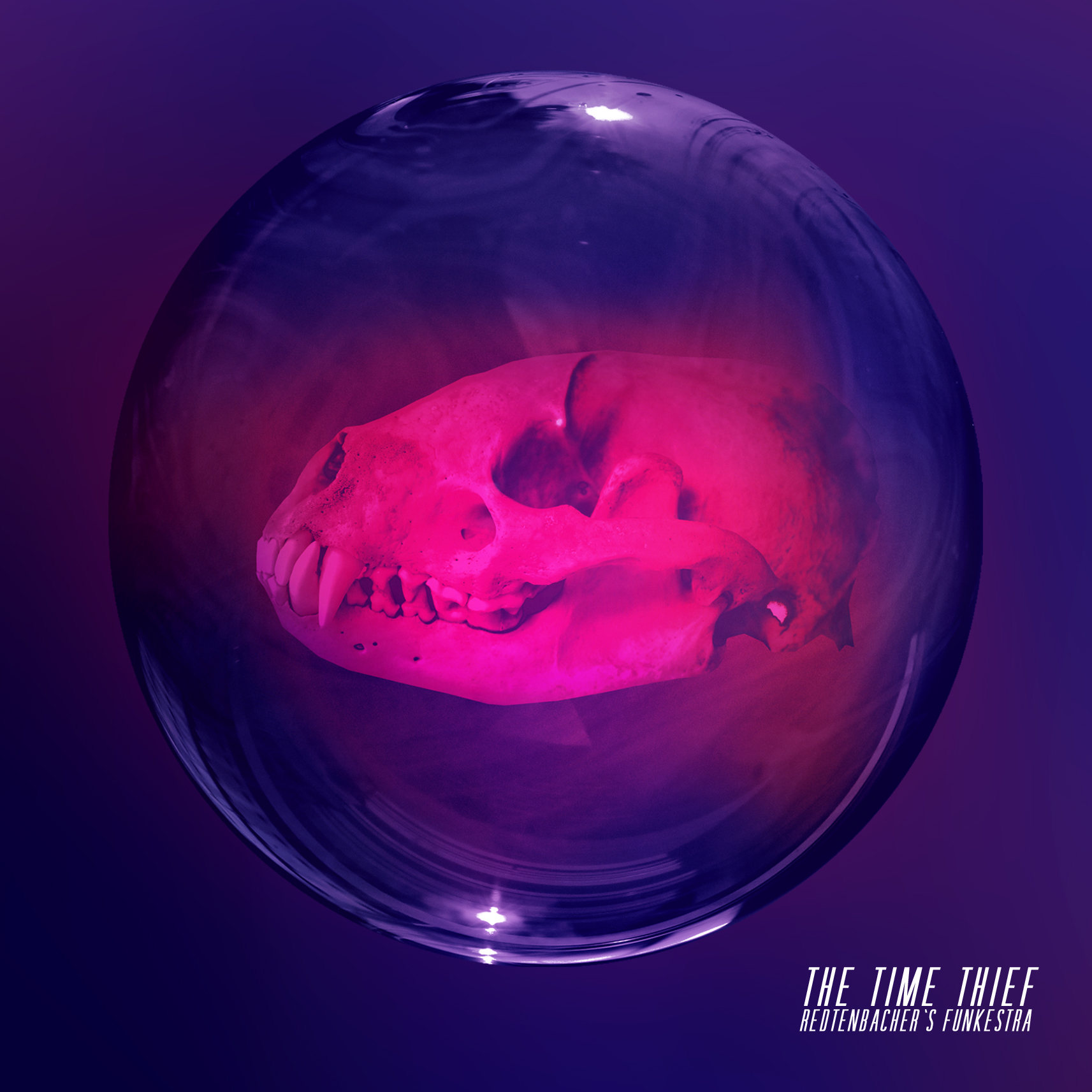 The Time Thief | CD