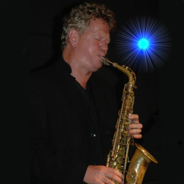 Chris Hunter - alto saxophone