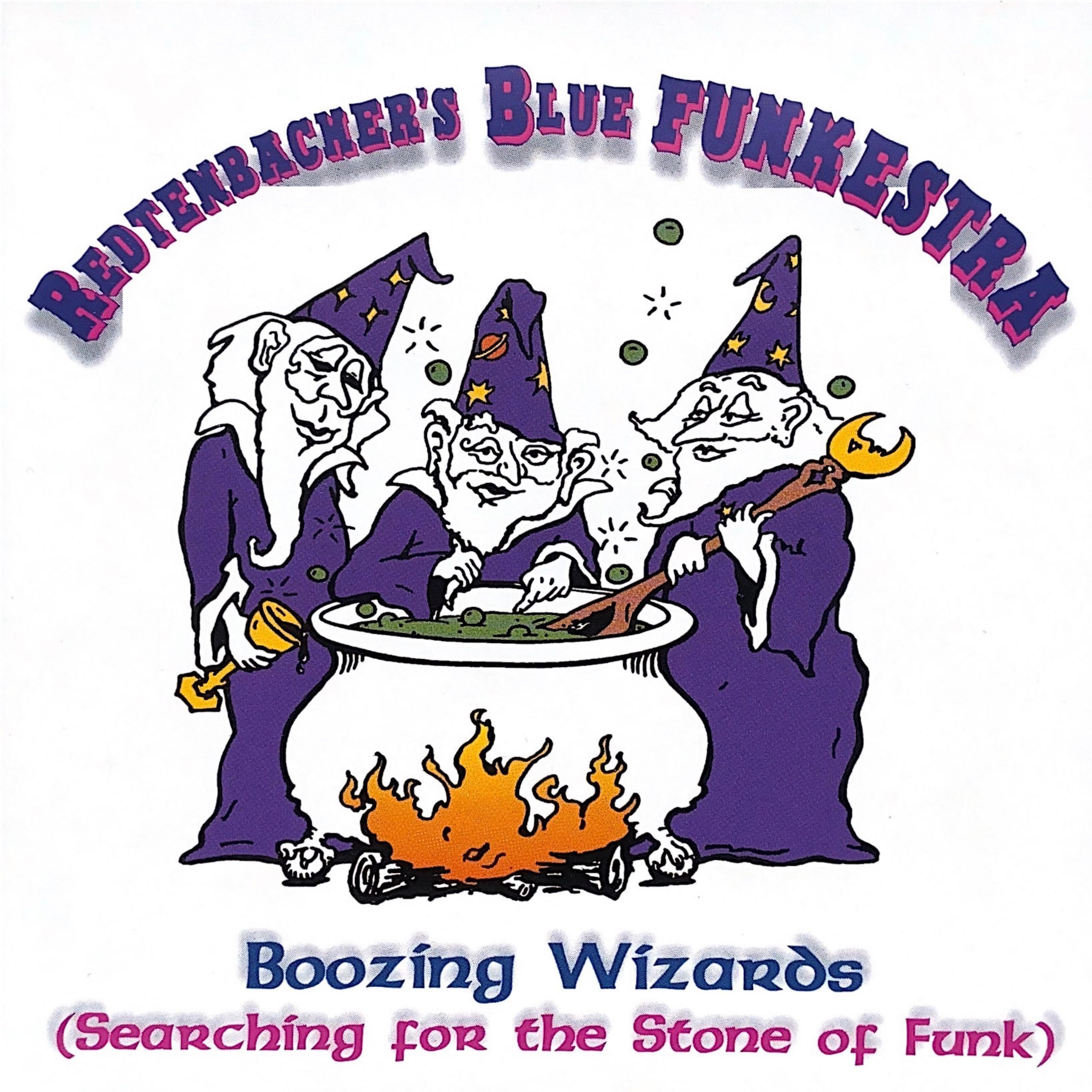Boozing Wizards | CD