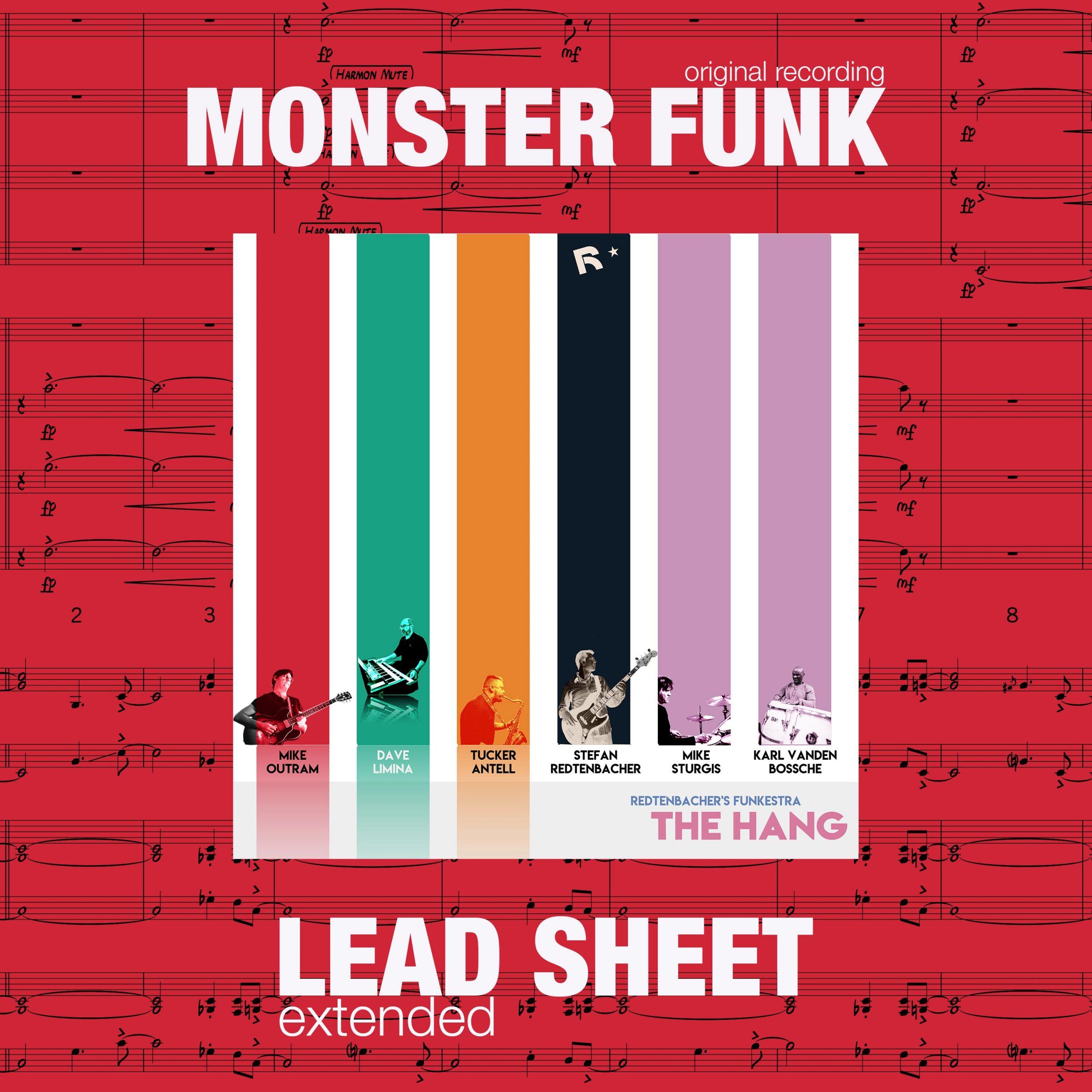 Monster Funk | Lead-sheet