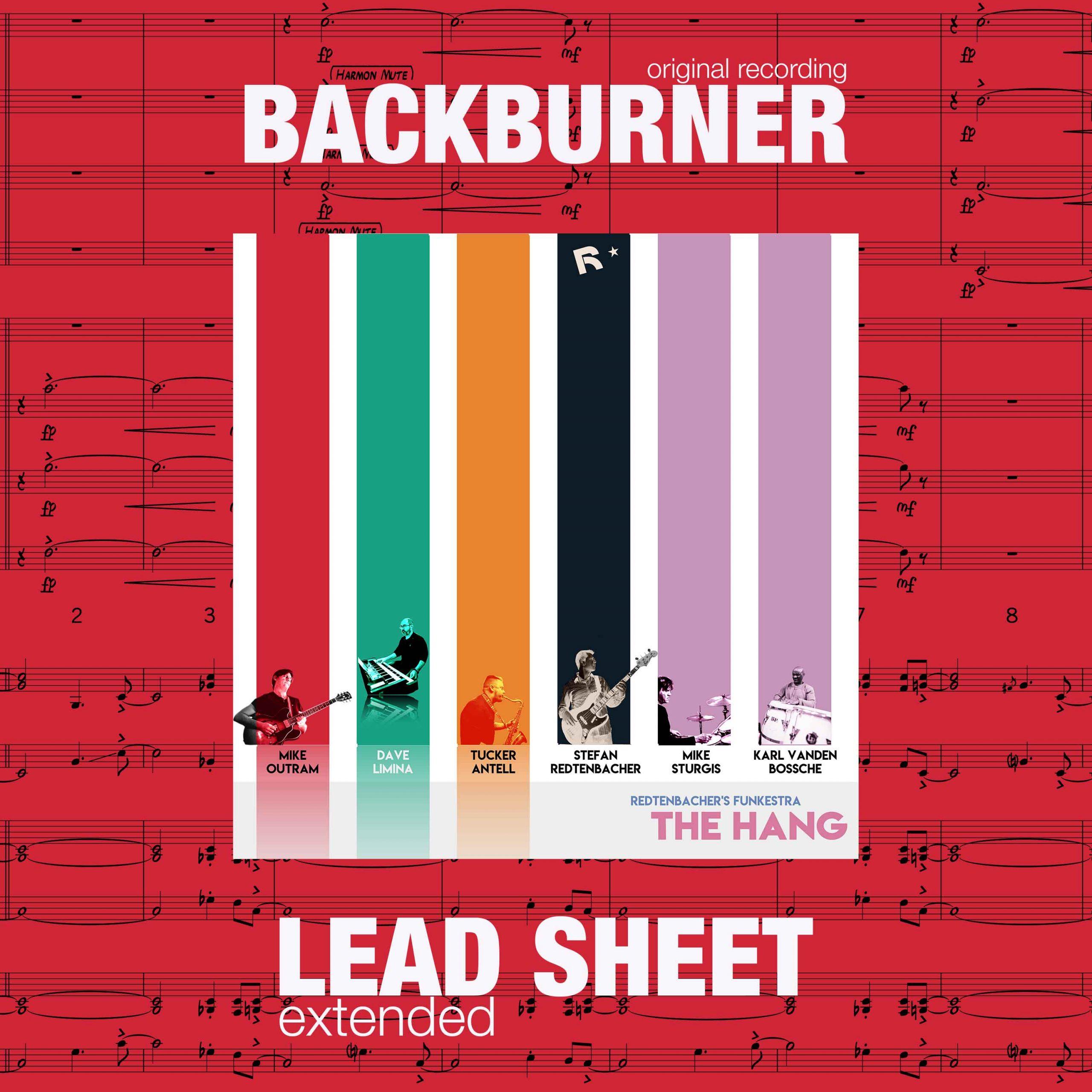 Backburner | Lead-sheet