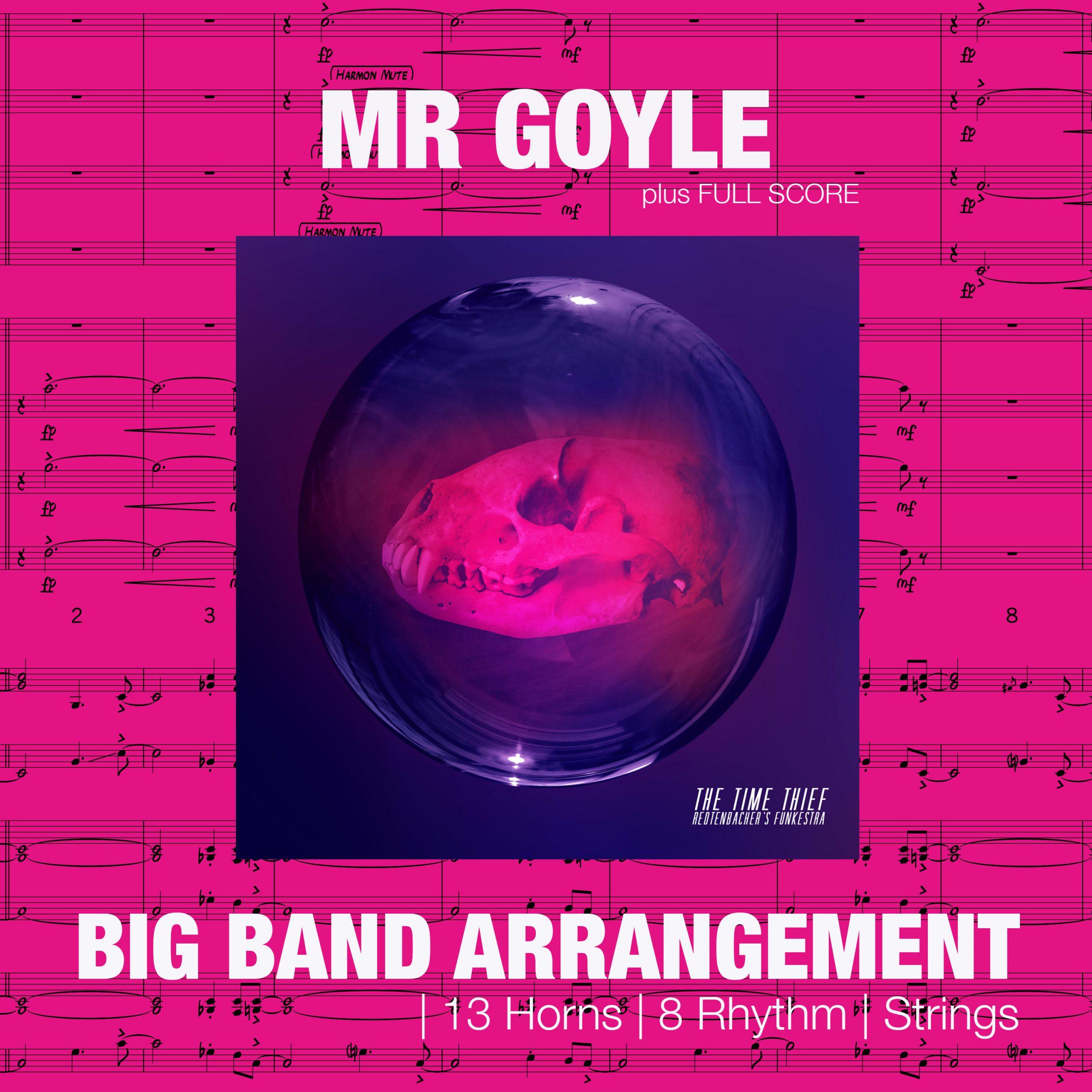 Mr Goyle | Big Band Arrangement