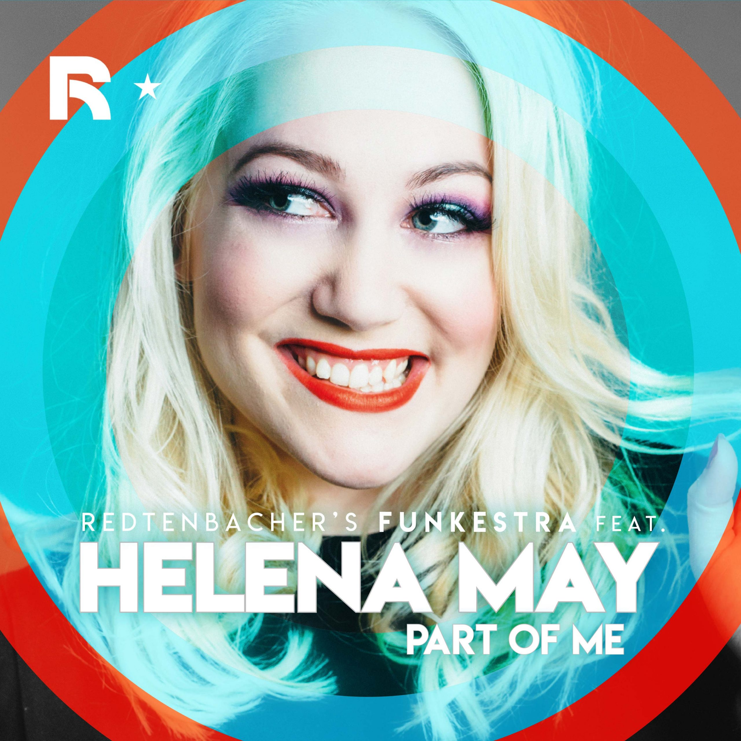 X Helena May | Part Of Me | CD