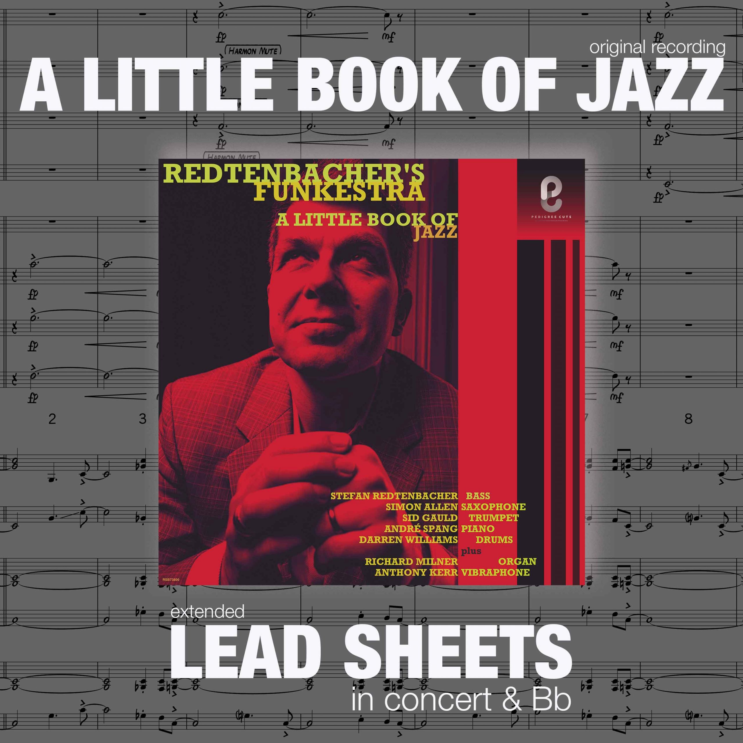 ***FREE*** | A Little Book Of Jazz | Lead-sheets | In Concert + B Flat