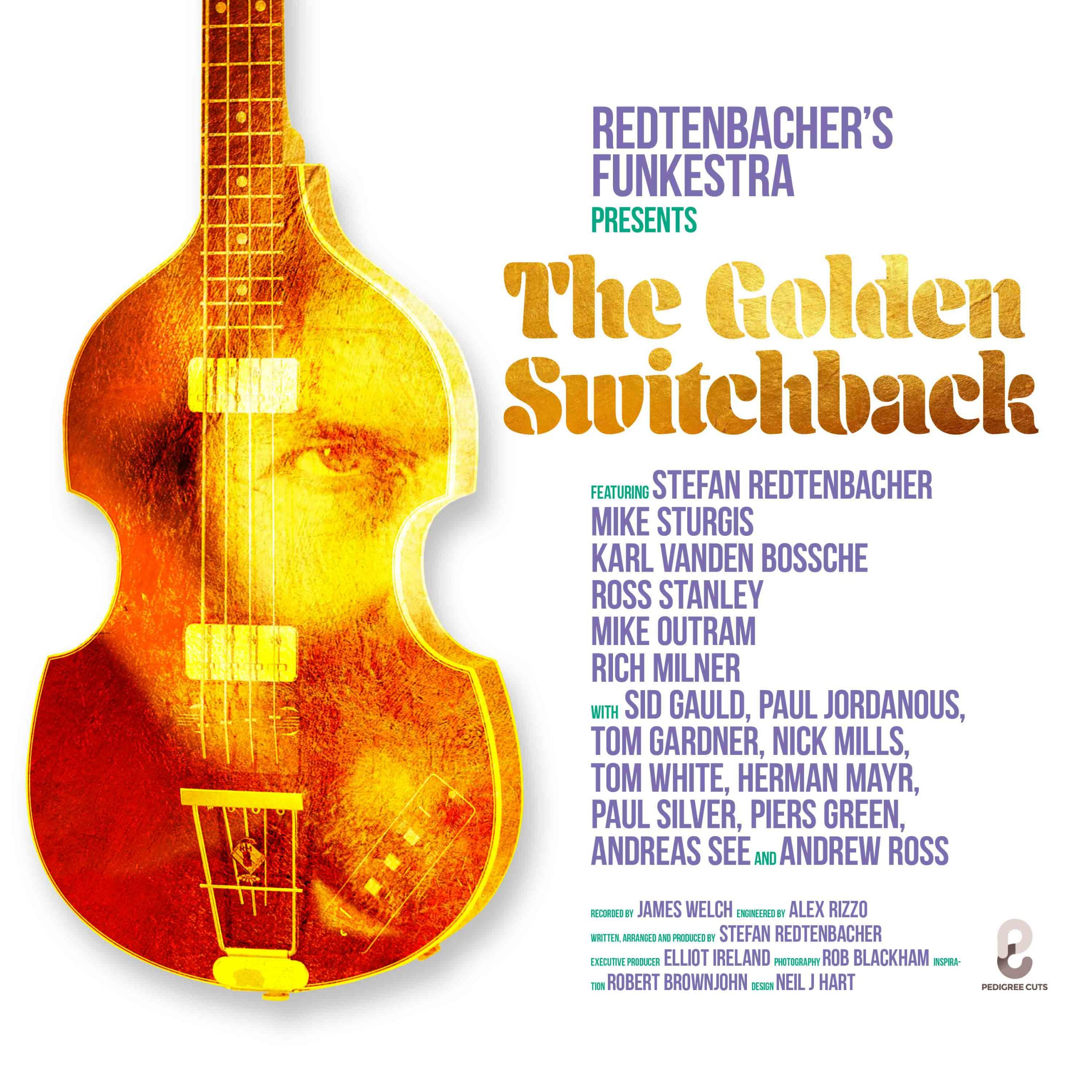 The Golden Switchback | Limited CD Edition