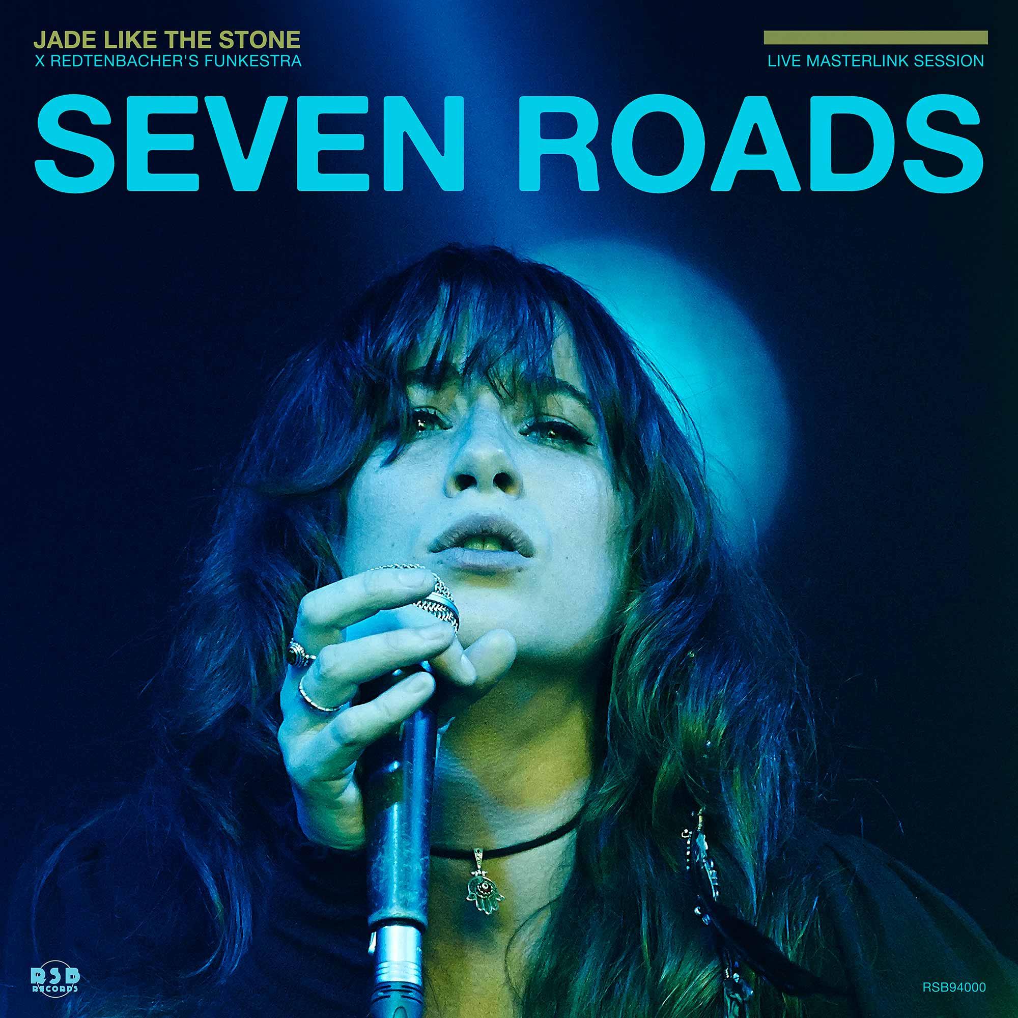 Seven Roads | Jade Like The Stone X Redtenbacher's Funkestra | Vinyl