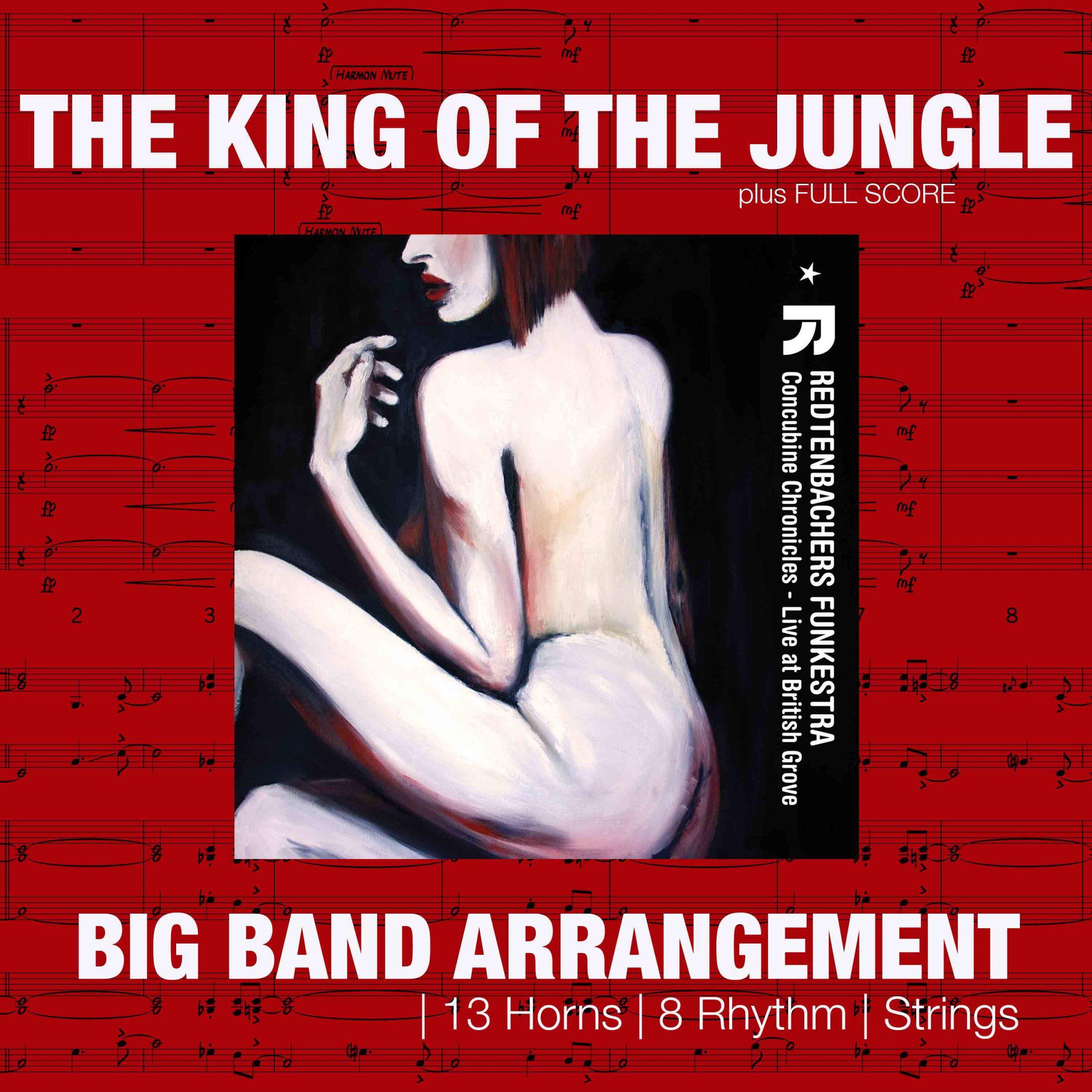 The King Of The Jungle | Big Band Arrangement