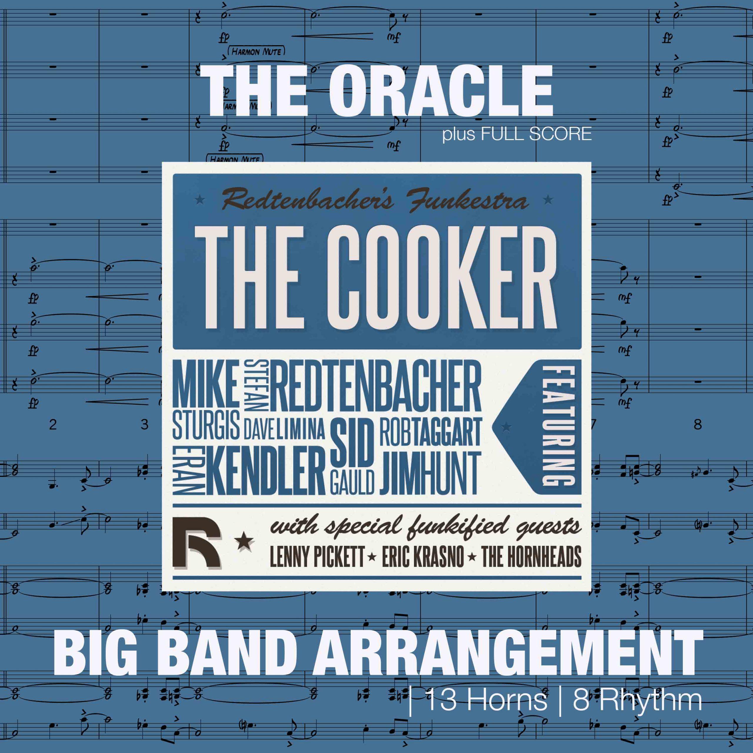 The Oracle | Big Band Arrangement