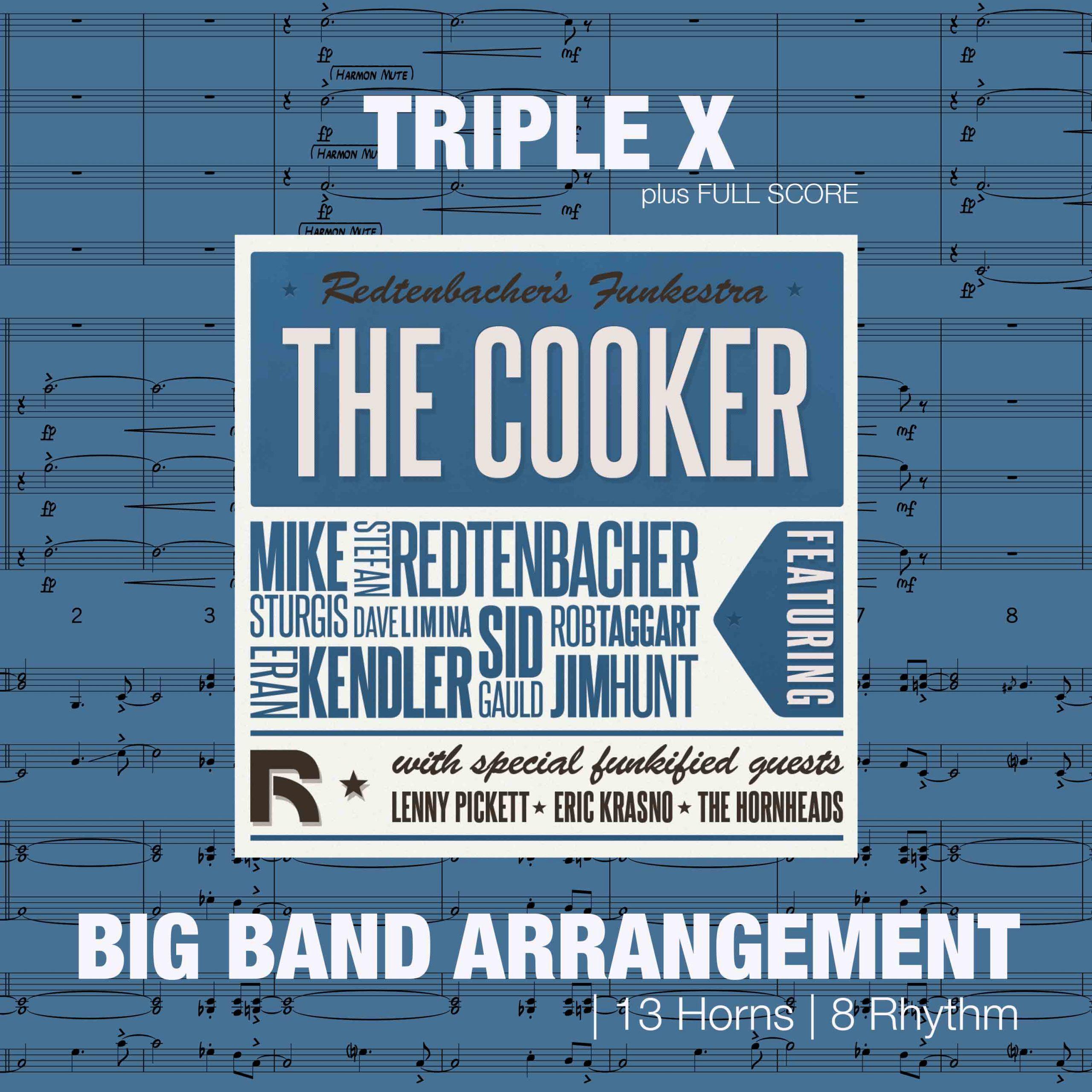 ***FREE*** Triple X | Big Band Arrangement